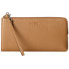 COACH Bleecker Leather L-Zippy