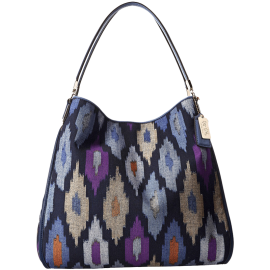COACH Madison Ikat Print Phoebe