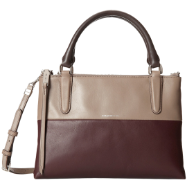 COACH Mini Borough Retro Colorblock